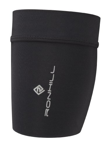 Ronhill Stretch Pochette de Bras Extensible Homme Noir Taille M-L