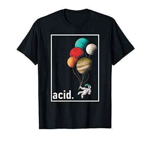 Acid T-Shirt Party Drogen Lsd Acid techno T-Shirt