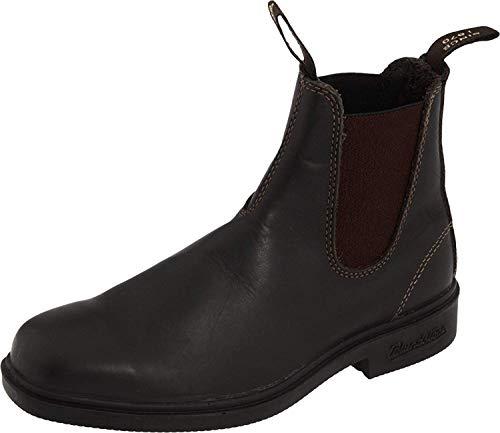 BLUNDSTONE Chisel Toe 062, Unisex-Erwachsene Chelsea Boots, Braun (Brown), 44 EU (10 UK)