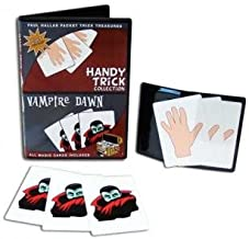 Magic Makers Paul Hallas Packet Trick Treasures: Handy Trick Collection & Vampire Dawn Packet Tricks with Teaching DVD