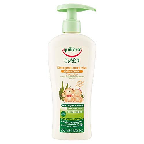 baby detergente delicato mani e viso 250 ml