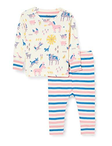 Hatley Mini Organic Cotton Long Sleeve Pyjama Sets Mamelucos para bebés y...
