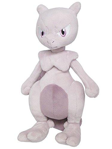 三英貿易 ポケットモンスター ALL STAR COLLECTION ぬいぐるみ PP24 ミュウツー S おもちゃ