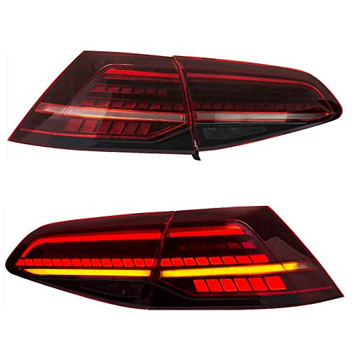 Rücklicht LED Rückleuchten für Golf 7 MK7 MK7.5 VII 2013-2018