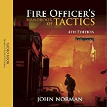 Fire Officer's Handbook of Tactics Audio Book