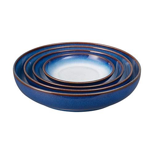 Denby 421048950 - Juego de cuencos (cerámica)