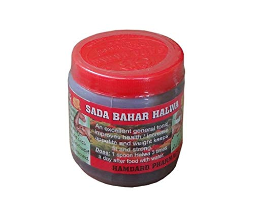 AE NATURALS BeautyPlus1 Sada Bahar Health Tone Herbal Weight Gain Halwa (Pack of 3)