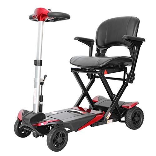 LIYIN Patinete eléctrico Plegable - Patinete de Movilidad Compacto y portátil para...