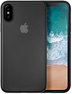 LAUT Slimskin iPhone X Case - Black
