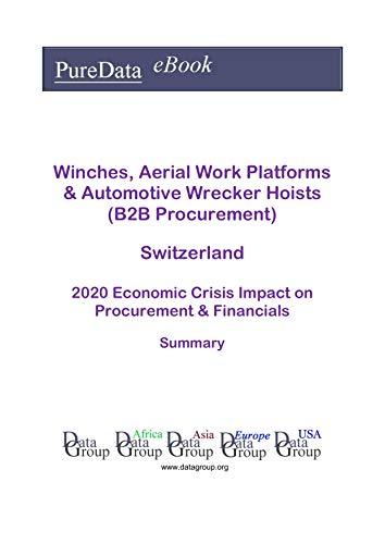 Winches, Aerial Work Platforms & Automotive Wrecker Hoists