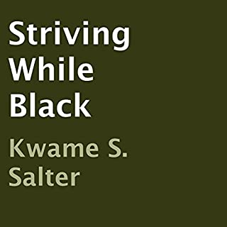 Striving While Black cover art