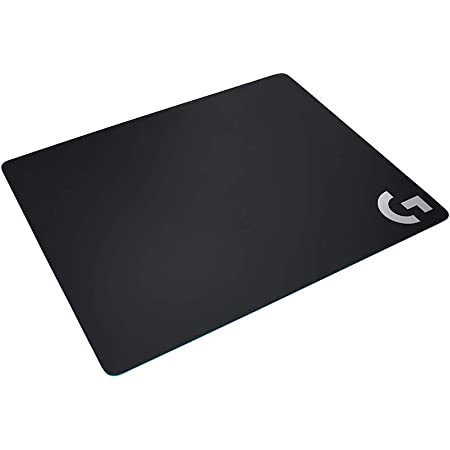 Logicool G ゲーミングマウスパット G240t クロス表面 標準サイズ 国内正規品