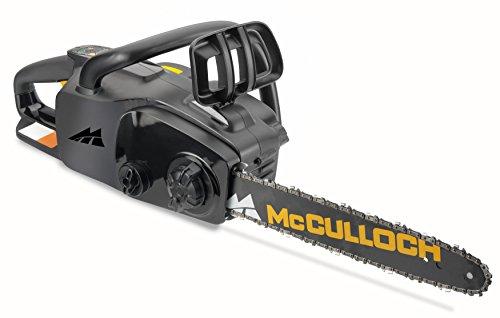Mcculloch 967686762 967686762-Motosierra con batería Li 58CS, 2200 W, Negro, Amarillo