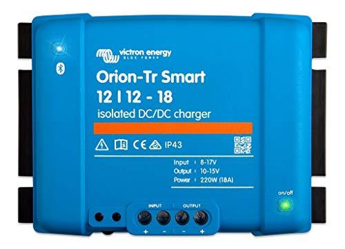 Victron Orion-Tr Smart 12/12-18A (220W) geïsoleerd