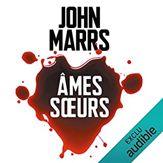 Âmes sœurs                   De :                                                                                                                                 John Marrs                               Lu par :                                                                                                                                 Éric Peter,                                                                                        Maud Rudigoz,                                                                                        Stephane Ronchewski,                   and others                 Durée : 12 h et 20 min     15 notations     Global 4,3