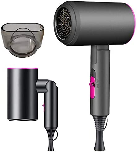 Hair Dryer 1800W Blow Dryer with Diffuser Ionic Conditioning Professional Multi Function Quiet product image
