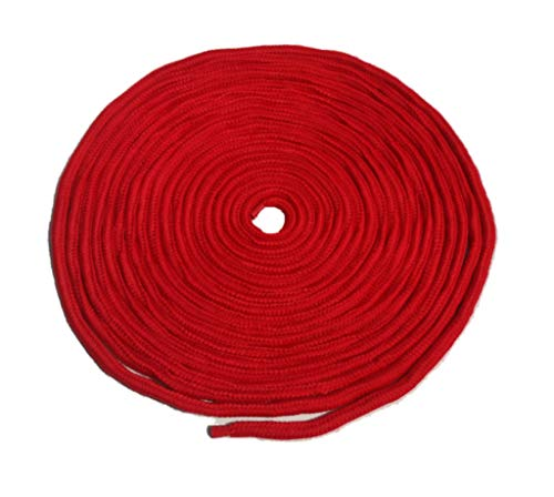 2 Pcs Soft Rope,Craft Supplies Soft Rope,Multi-Purpose Rope Pink