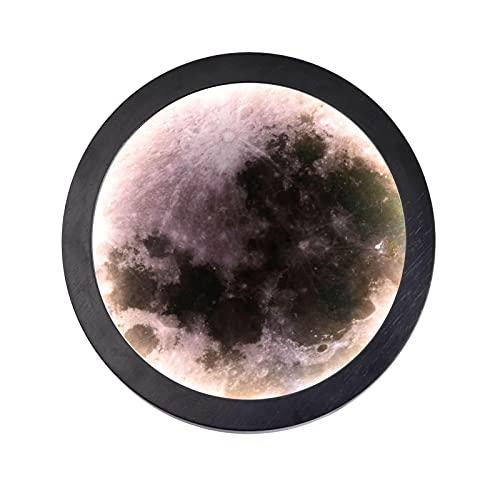 ZheeYi Make-up Spiegel Beleuchtet, Mondlicht Make-up Spiegel, Dekorative Wand Led Lampe Kosmetik Spiegel Für Zu Hause, Badezimmer, Vanity Und Geschenk