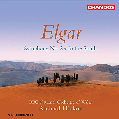 Richard Hickox & Bbc National Orchestra Of Wales