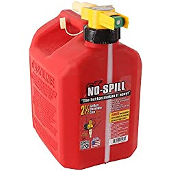 No-Spill 1450  5-Gallon CARB Compliant Poly Gas Can
