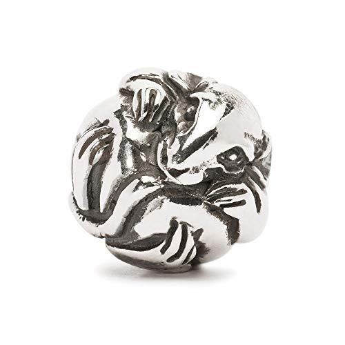 TrollBeads dameskraal Chinese ratte 925 sterling zilver TAGBE-40020