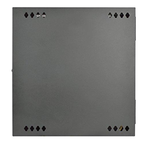 "Tripp Lite 12U Wall Mount Rack Enclosure Server Cabinet, Hinged, 20.5"" Deep, Switch-Depth (SRW12US)"