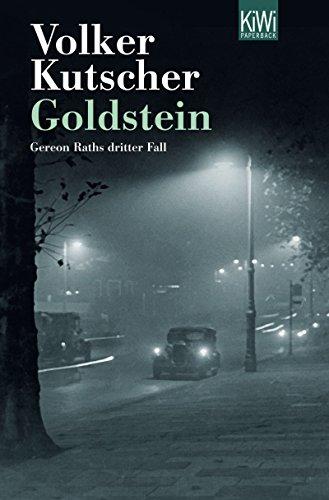 Buchseite und Rezensionen zu 'Goldstein' von Volker Kutscher