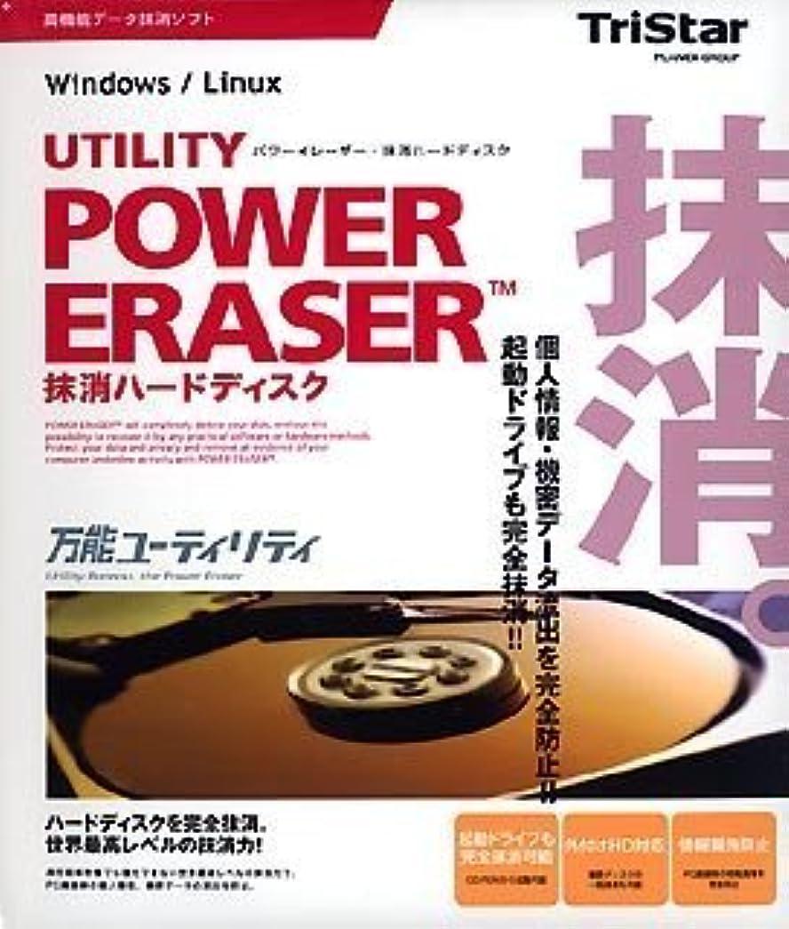 どうやらエイリアン処理するPOWER ERASER 抹消ハードディスク