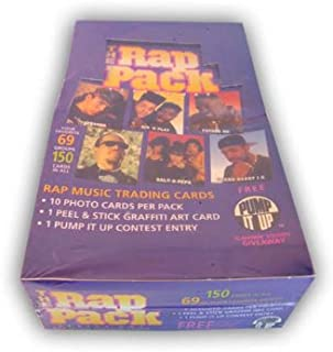 Best rap pack trading cards Reviews