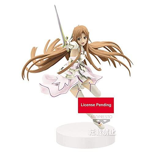 Banpresto Asuna Figure, Multicolore, 4983164163674