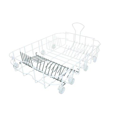 Genuine INDESIT GESCHIRRSPÜLER Lower Basket - 45cm