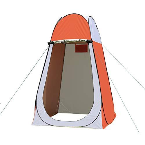 Pop Up confidentialité Tente - Douche d'extérieur Portable Tente instantanée, Camp toilettes, vestiaire, abri de la pluie, pour le camping et la plage, installation facile, avec le sac pliable Carry,4