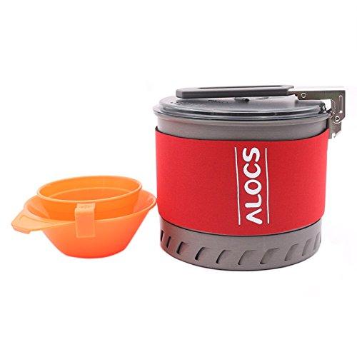 ALOCS 1-2人 1.3Lアウトドアキャンプ鍋