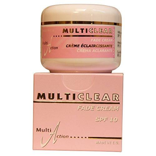 Fade Cream – Crème aclaradora MultiClear – 100 ml