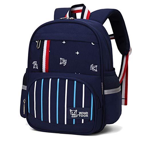 Wind Took Children's Backpack Little Kids School Bag for Boys Girls