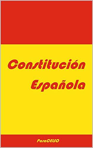 Constitución Española eBook: de la Constitución, Padres: Amazon.es: Tienda Kindle