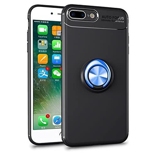 MIBYUZST Funda protectora, adecuada para iPhone 8 Xs Xr 7 6 5 6S 5S Se 5Se X 10 11 12 13 10s Pro Max Plus Mini de doble capa resistente anticolisión funda protectora (estilo 2, para 6Plus (6s Plus))