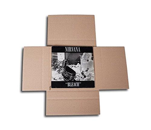 LP Versandkarton Brief International Protected (25 Stück)