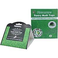 Trapweb Trampa para polillas de los Alimentos, Pack de 6
