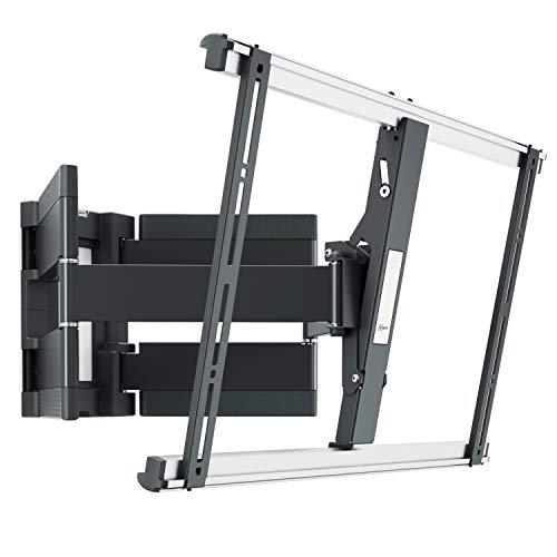 Vogel's THIN 550 Soporte de pared ultra fuerte para TV extragrande (40-100 Pulgadas) y pesada (Máx. 70 kg), Inclinable y Giratorio 120º, VESA Máx. 600 x 400 mm, Certificación TÜV