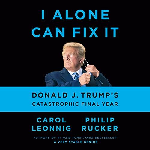 『I Alone Can Fix It』のカバーアート