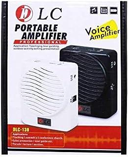 DLC Portable amplifier Speaker White DLC-138