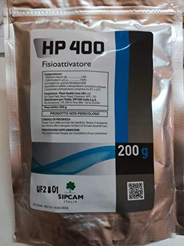 Sipcam HP 400 Fisioattivatore a Base di Proteine Harpin Alfa-Beta 200 g