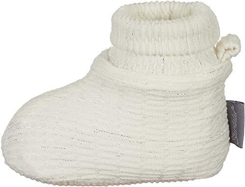 Sterntaler Jungen Mädchen Baby-Schuh Stiefel, Beige (Ecru 908), 18 EU