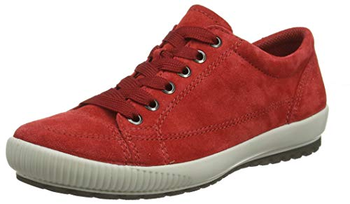 Legero Damen Tanaro Sneaker,Rot (Red) 50), 38 EU (5 UK)