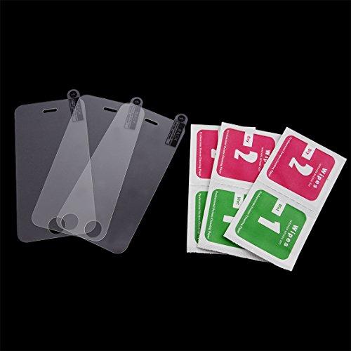 『SODIAL(R) 3枚Iphone 4 iphone 4s用強化ガラス液晶保護フィルム』の2枚目の画像