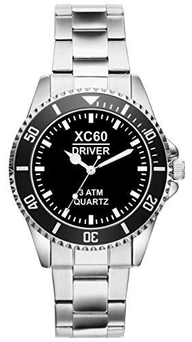 Geschenk für Volvo XC60 Fahrer Fans Kiesenberg Uhr 2122