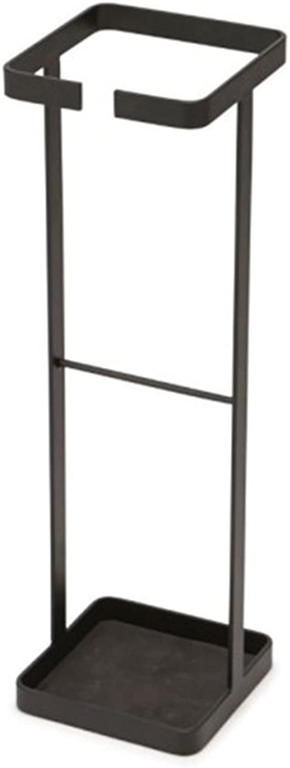 HTTDIAN Household Umbrella Stand Floor Creative Frame Simple Storage Umbrella Barrel Wrought Iron Umbrella Stand