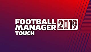 Football Manager Touch 2019 [Online Game Code]