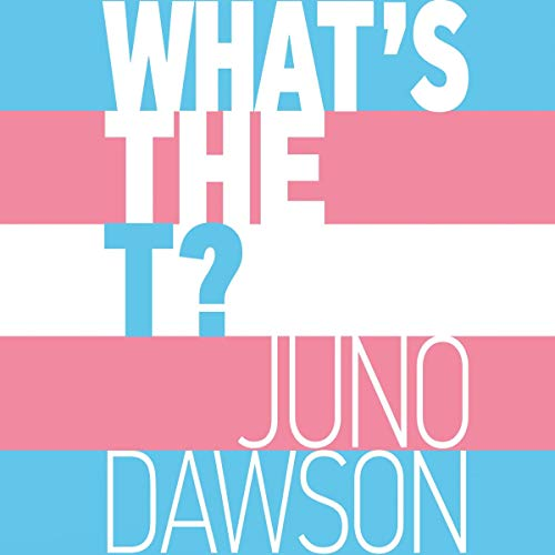 What's the T? audiobook cover art